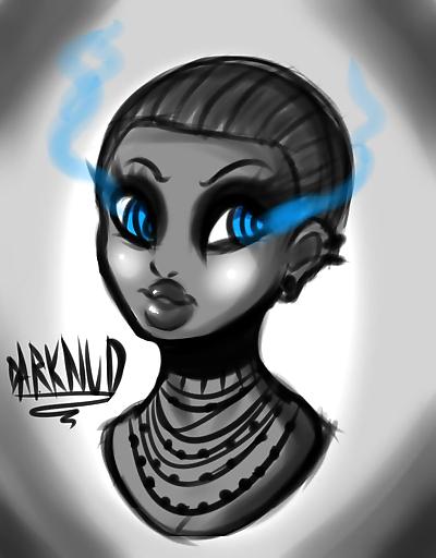 Artist - Darknud - part 29
