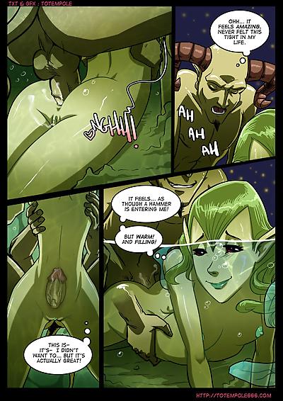 The Cummoner - part 6