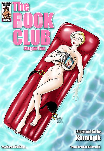 The Book Club Ch. 1-3 - part 2
