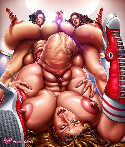 Bimbo futanari porn - part 13