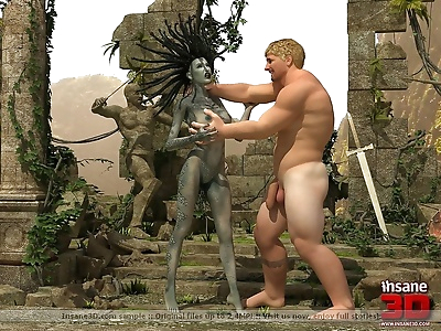 3d sex porn with monsters -..