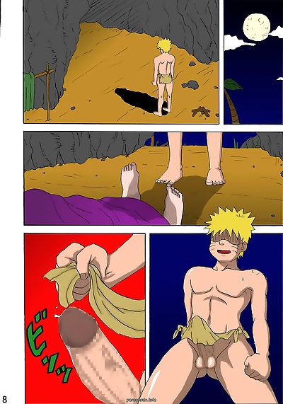 Naruto- Jungle Party