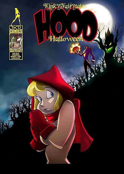 JKR- Hood Halloween- Kinky..