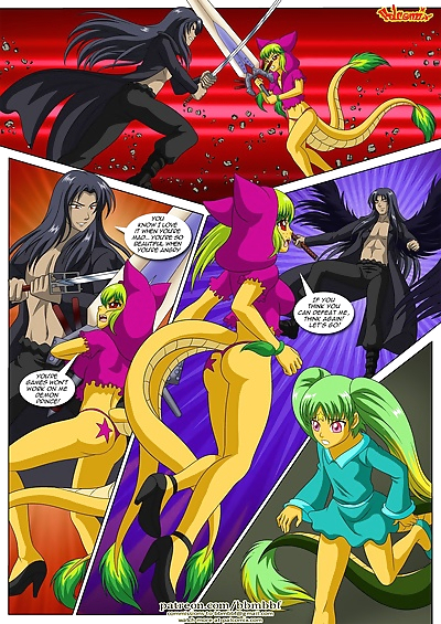 The Carnal Kingdom 6: Redemption Part 3 - Angels and Demons - part 3