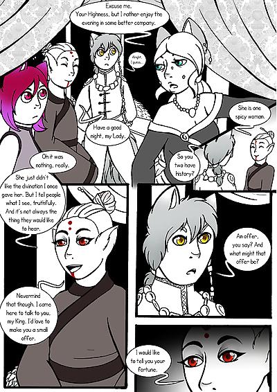 Between Kings and Queens - part 2