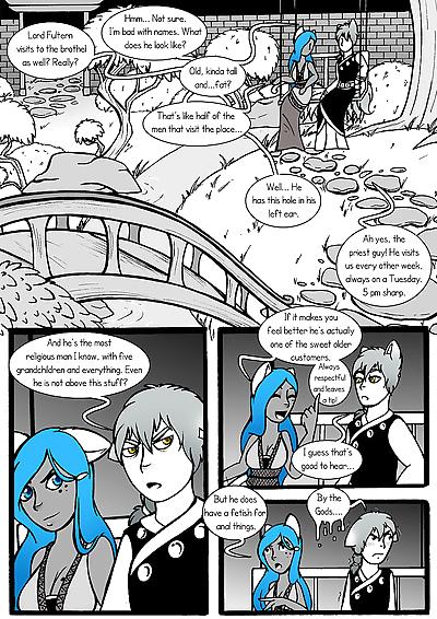Between Kings and Queens - part 3
