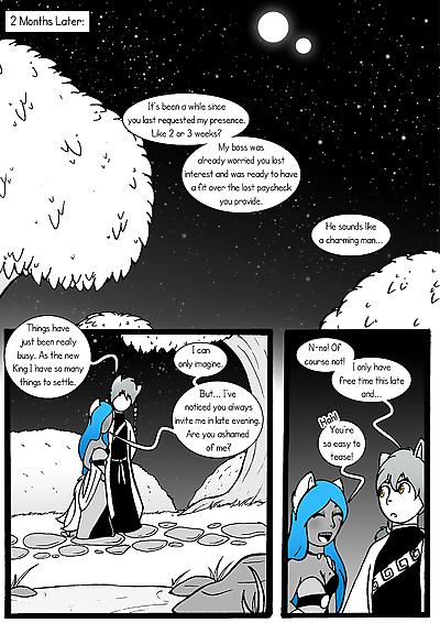 Between Kings and Queens - part 4