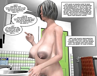 Granny hairy pussy in shower 3d erotic comics - part 645