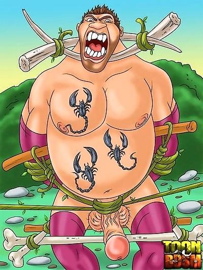 Hot bdsm cartoon characteres everywhere - part 4